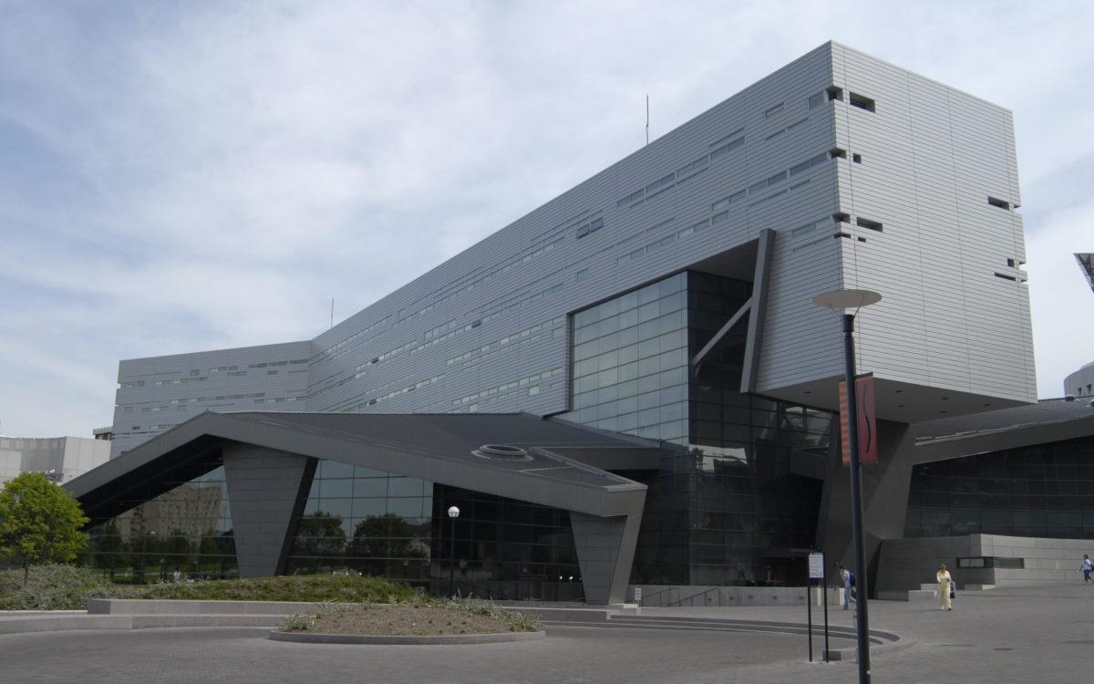 University Of Cincinnati Recreation Center Waltek